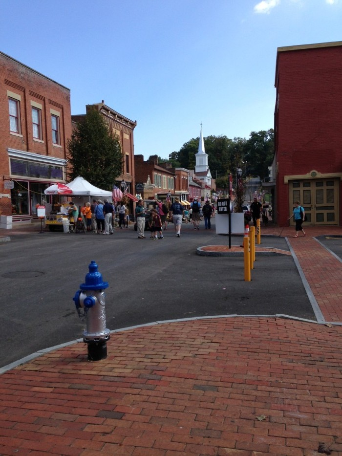 Jonesborough Historical District, 2013
