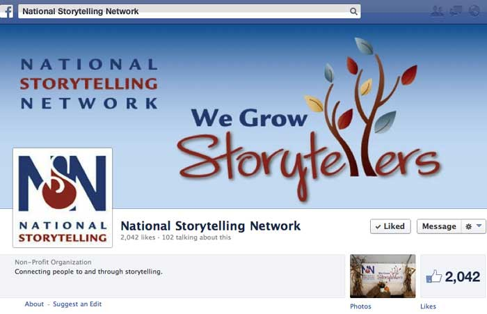 The NSN is on Facebook!