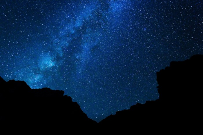Milky Way Galaxy. ©iStockphoto.com/EpicStockMedia