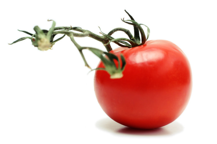 My one tomato looked like this! ©iStock/photo/kevinruss