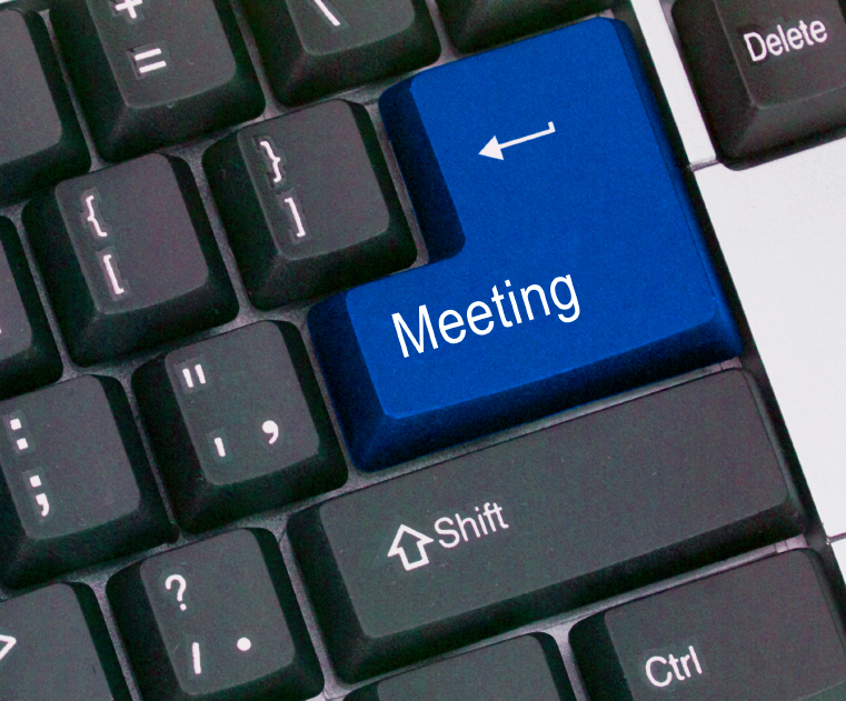 Keys to meetings. ©iStockphoto/vaeenma