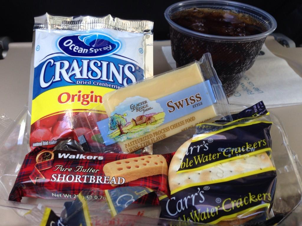 Some great tasting snacks. Yum! ©D.L. Ewbank
